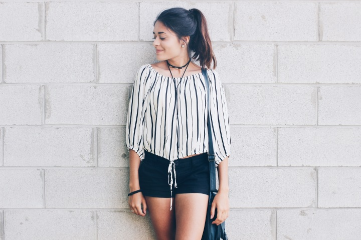 Look of the Day: Stripes