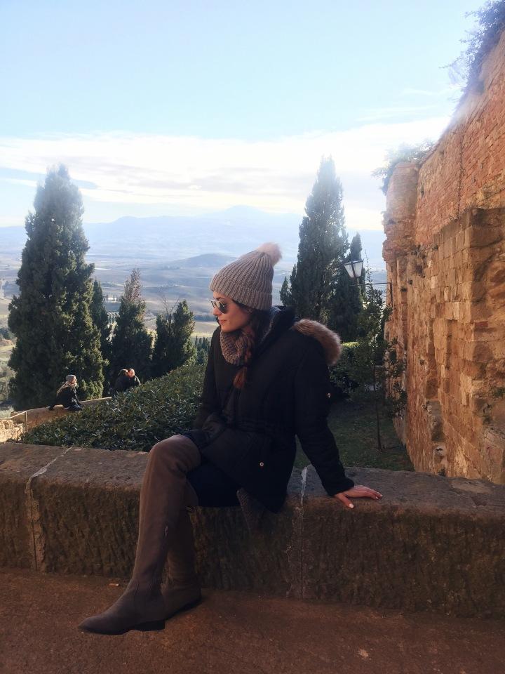 Montepluciano & Pienza,Italy
