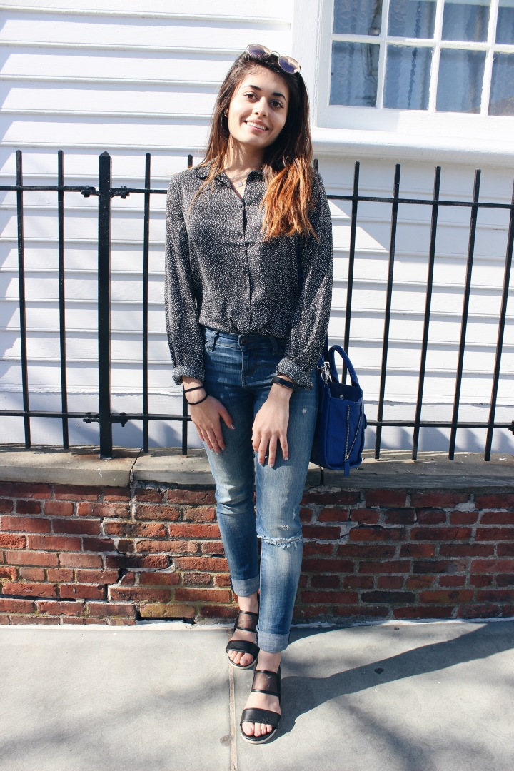 Look of the Day: Newport, RI