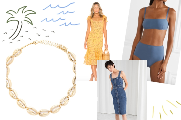 Its freezing in new york so here's my spring wishlist